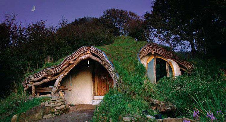 Foto della casa Hobbit n.02