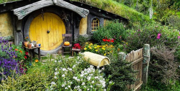 20 Case Hobbit in Stile Classico e Moderno