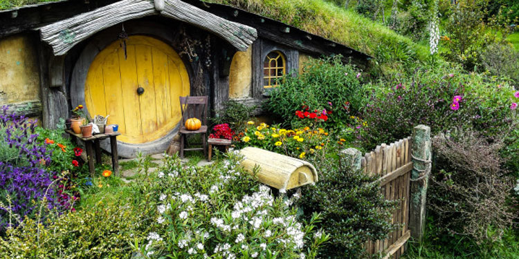 Foto della casa Hobbit n.04