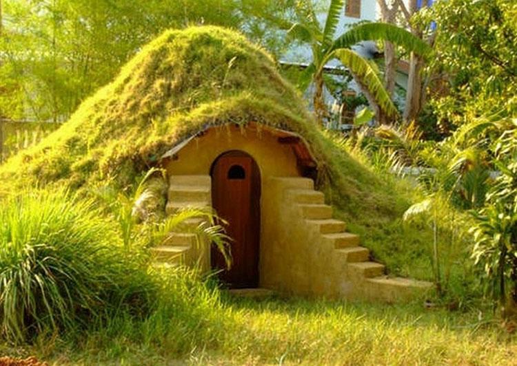 Foto della casa Hobbit n.06