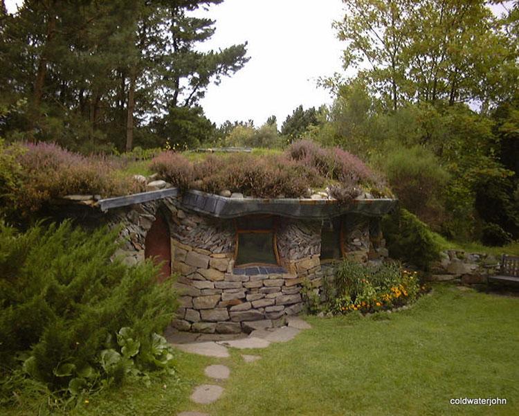 Foto della casa Hobbit n.07