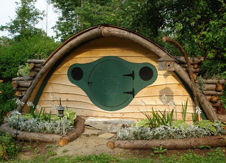 Foto della casa Hobbit n.08