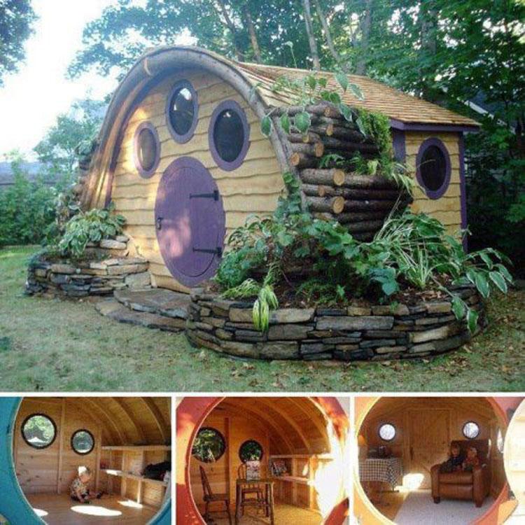 Foto della casa Hobbit n.09