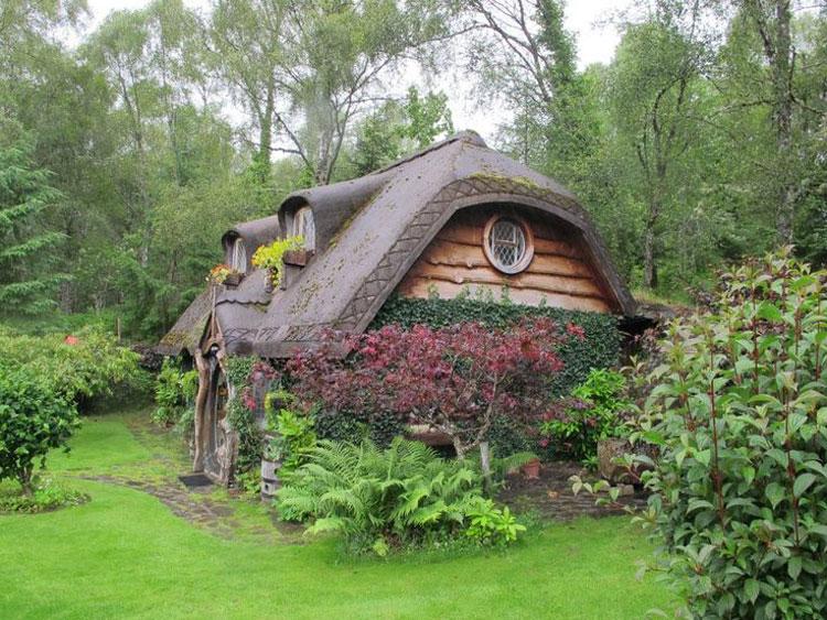 Foto della casa Hobbit n.10