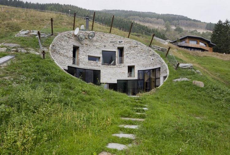 Foto della casa Hobbit n.19