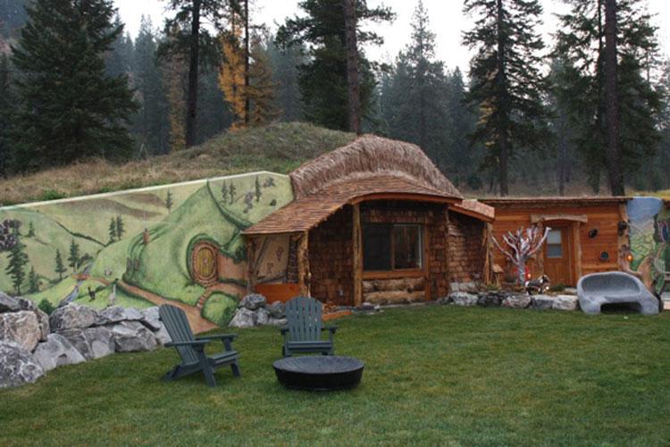 Foto della casa Hobbit n.20