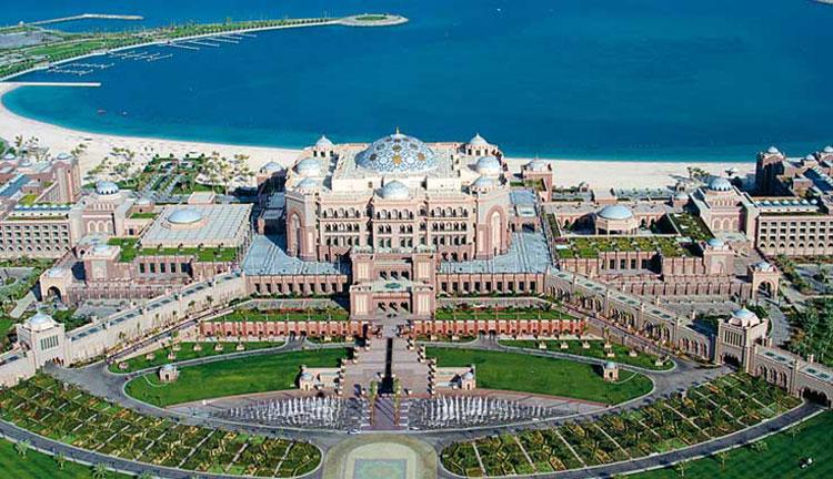 Hotel 7 stelle Emirates Palace