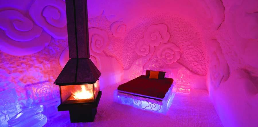 Hotel di ghiaccio De Glace