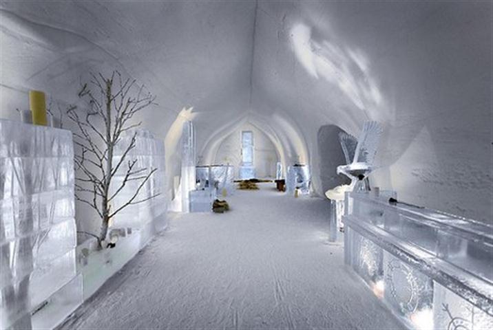 Hotel di ghiaccio Of Ice