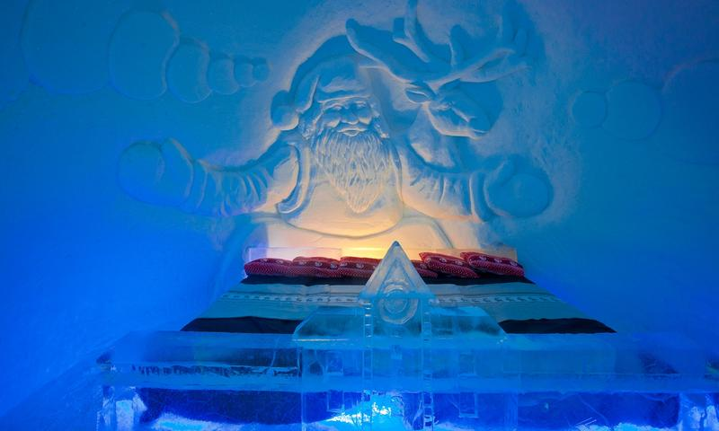 Hotel di ghiaccio Kirkenes Snow