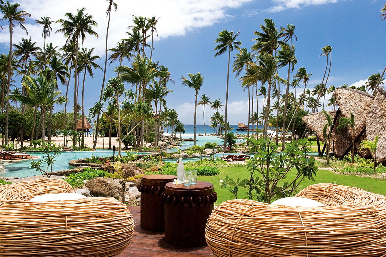 Hotel 7 stelle Laucula Island