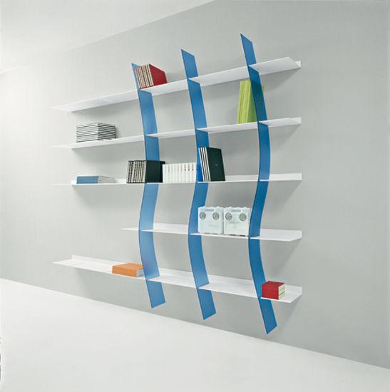 Libreria dal design originale n.06