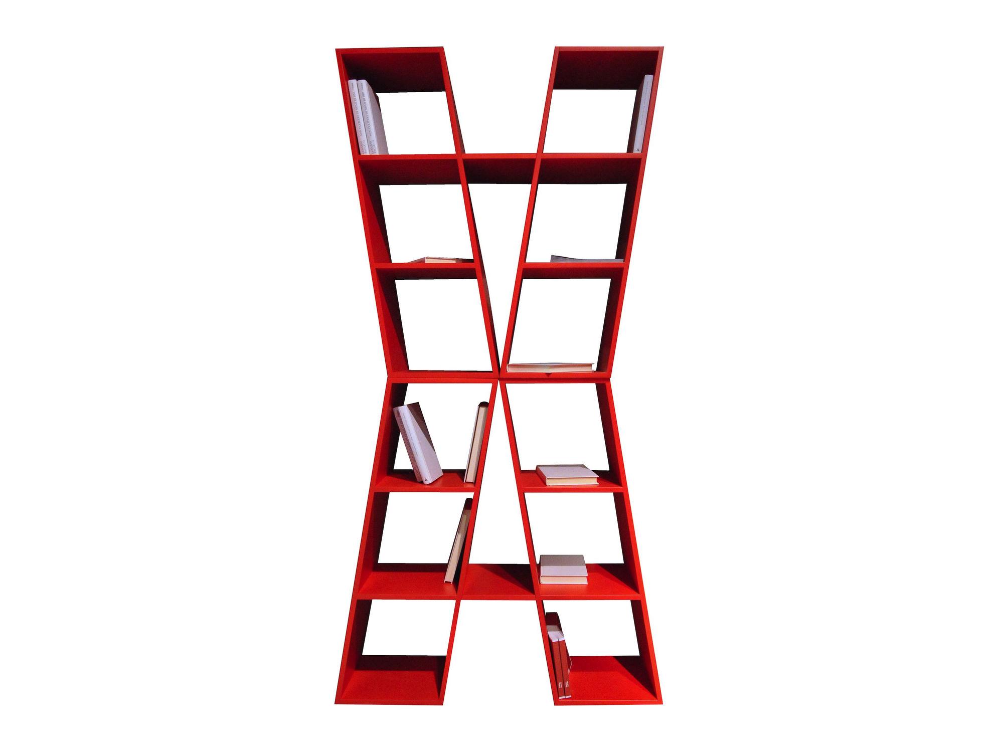 Libreria dal design originale n.13