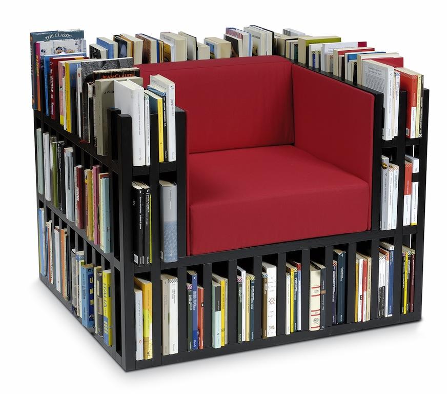 Libreria dal design originale n.19