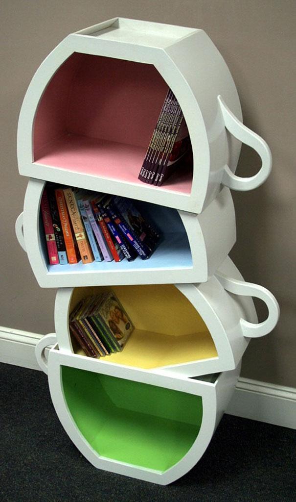 Libreria di design originale n.21