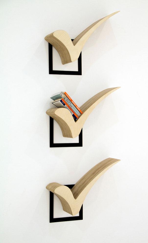 Libreria dal design originale n.24
