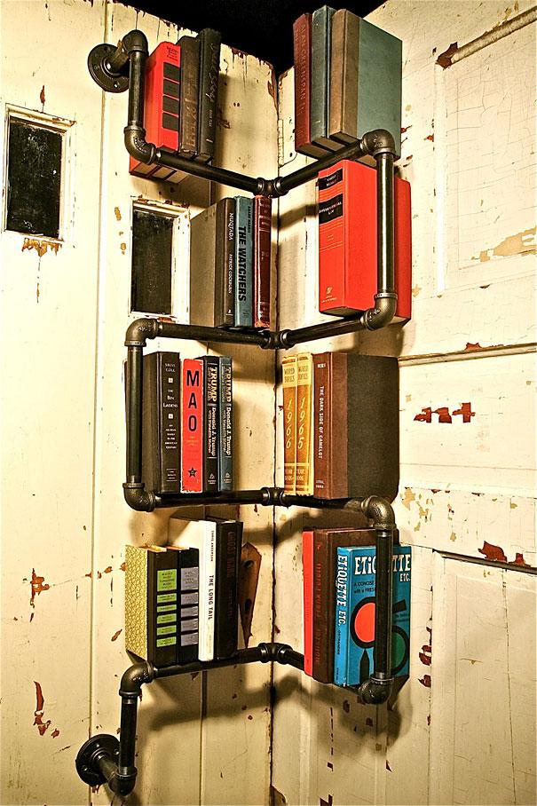 Libreria dal design originale n.25