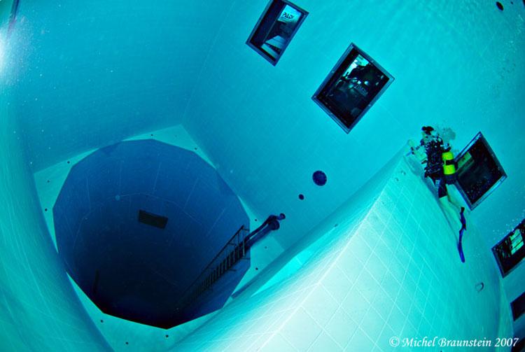 Piscina di lusso Nemo 33