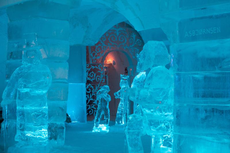 Hotel di ghiaccio Sorrisniva Igloo