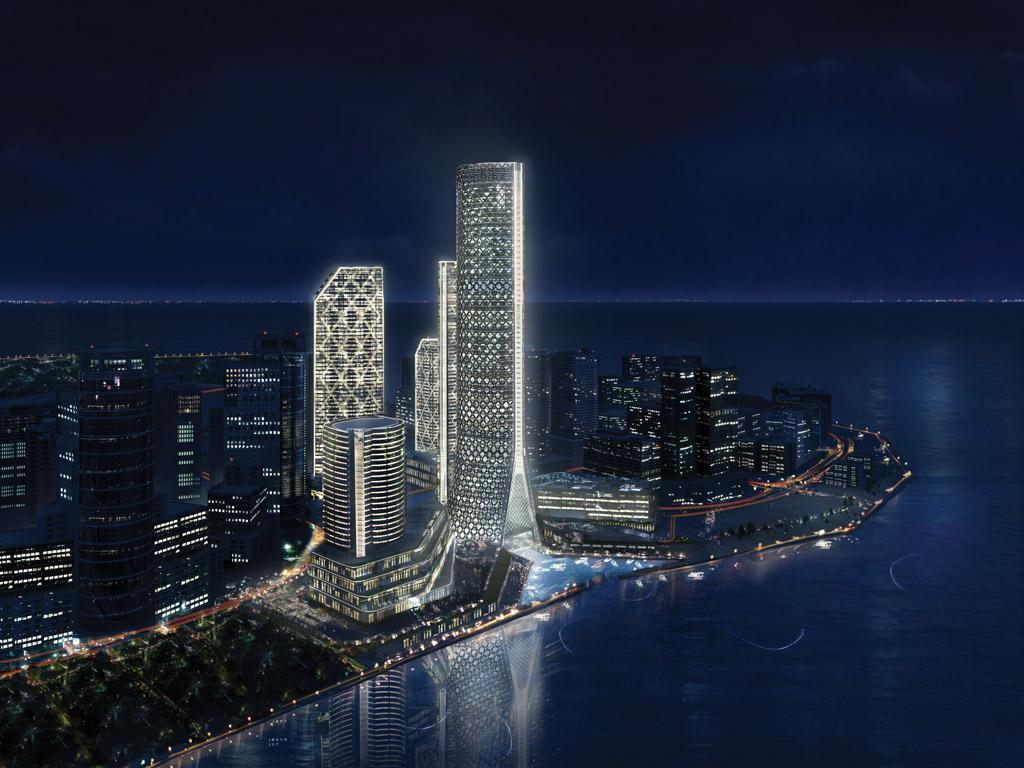 Hotel 7 stelle Tameer Towers