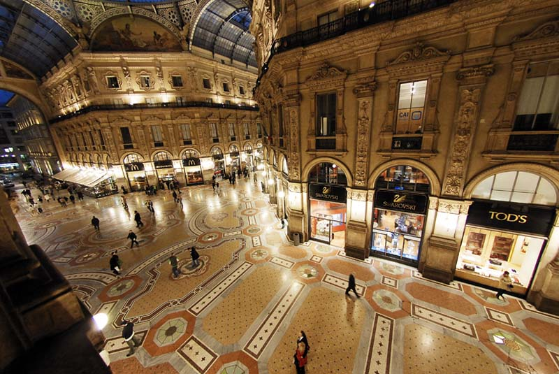 Hotel 7 stelle Town House Galleria