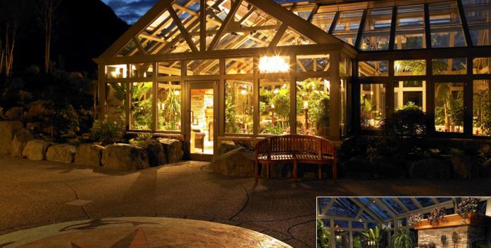 20 Splendide Serre da Giardino in Vetro