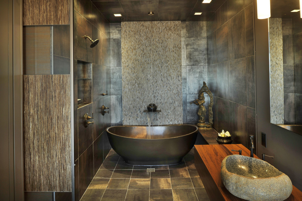 15 Bagni Moderni con Design in Stile Zen | MondoDesign.it