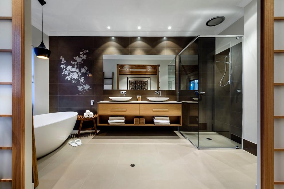 Eccovi le foto dei 15 bagni moderni in stile zen, dal design davvero ...