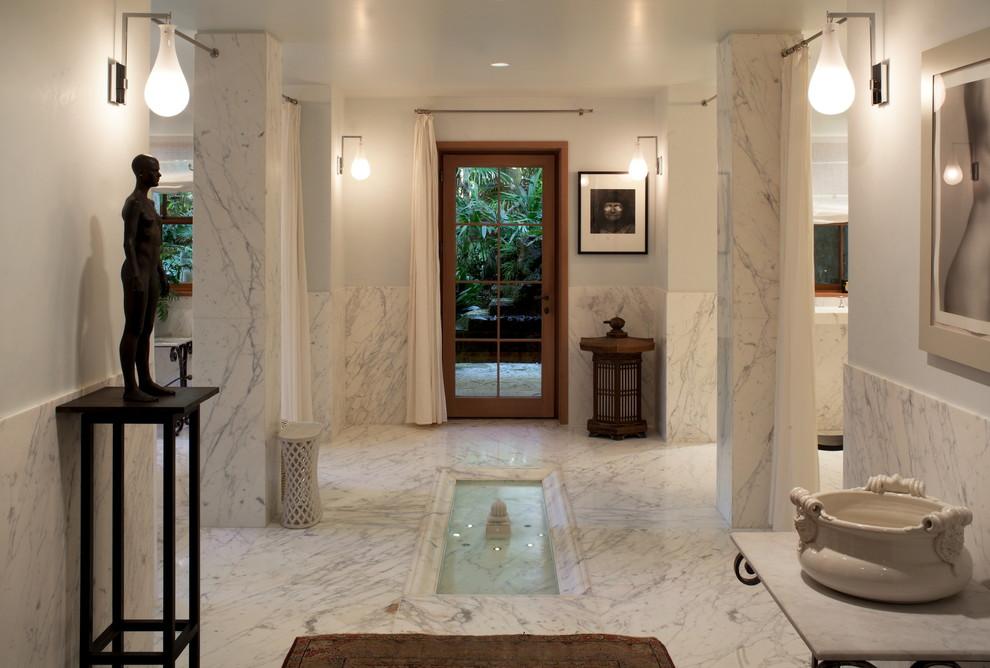 Foto del bagno in stile zen n.07