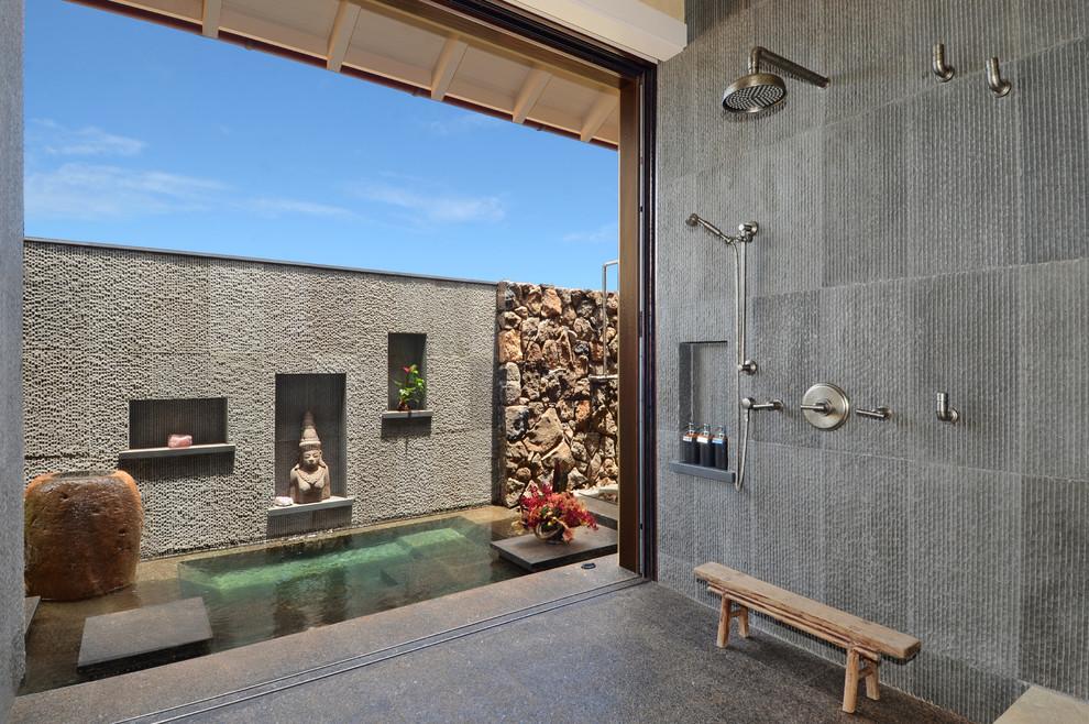 35 Bagni Moderni dal Design in Stile Zen