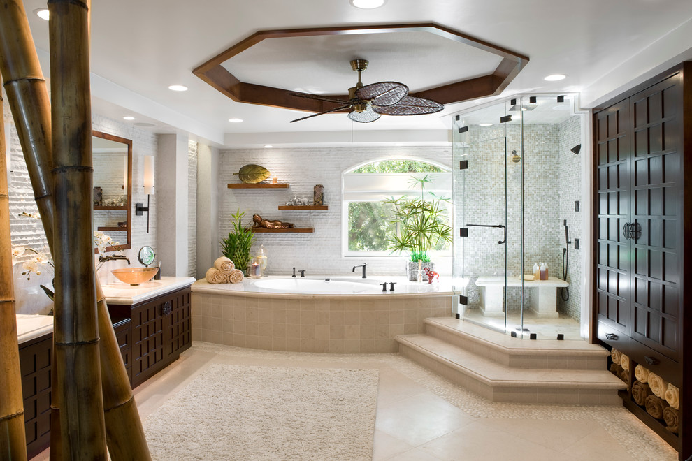 15 bagni moderni con design in stile zen for Bathroom designs 2015