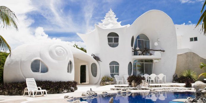 Le 17 Case Più Strane che Sembrano Uscite dalle Favole