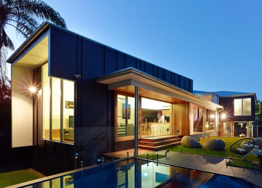 20 stupende case dal design moderno for Foto case moderne