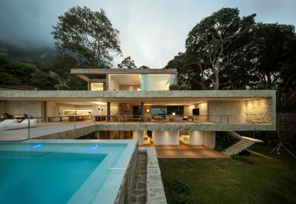 Foto della casa moderna n.04