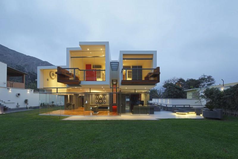 Foto della casa moderna n.11