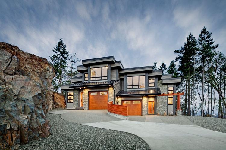 Foto della casa moderna n.20