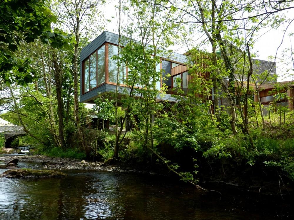 Casa da sogno nei boschi n.03