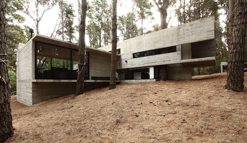 Casa da sogno nei boschi n.04