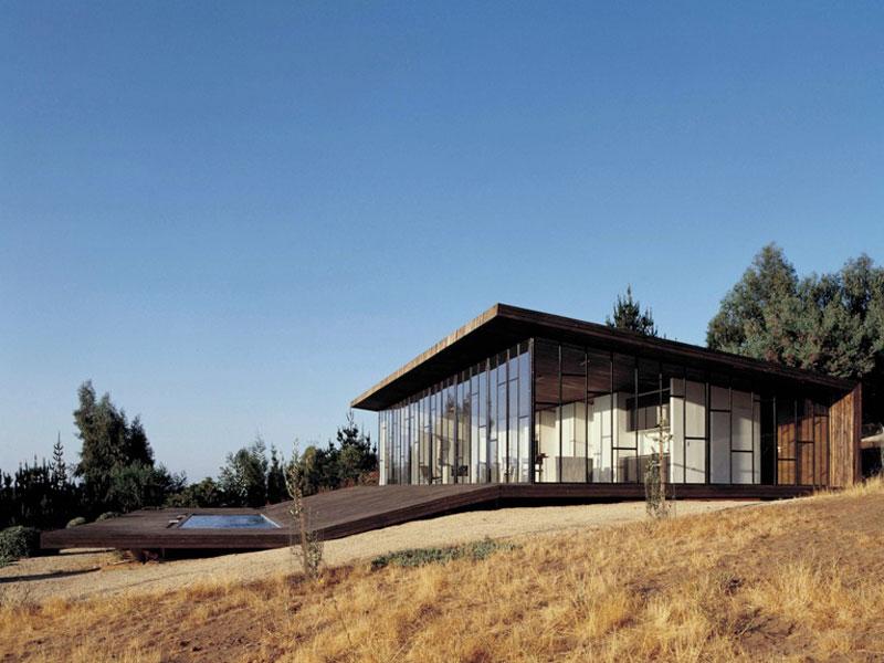 Casa da sogno nei boschi n.10