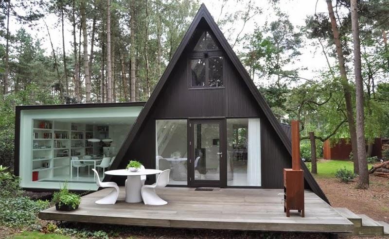 Casa da sogno nei boschi n.13