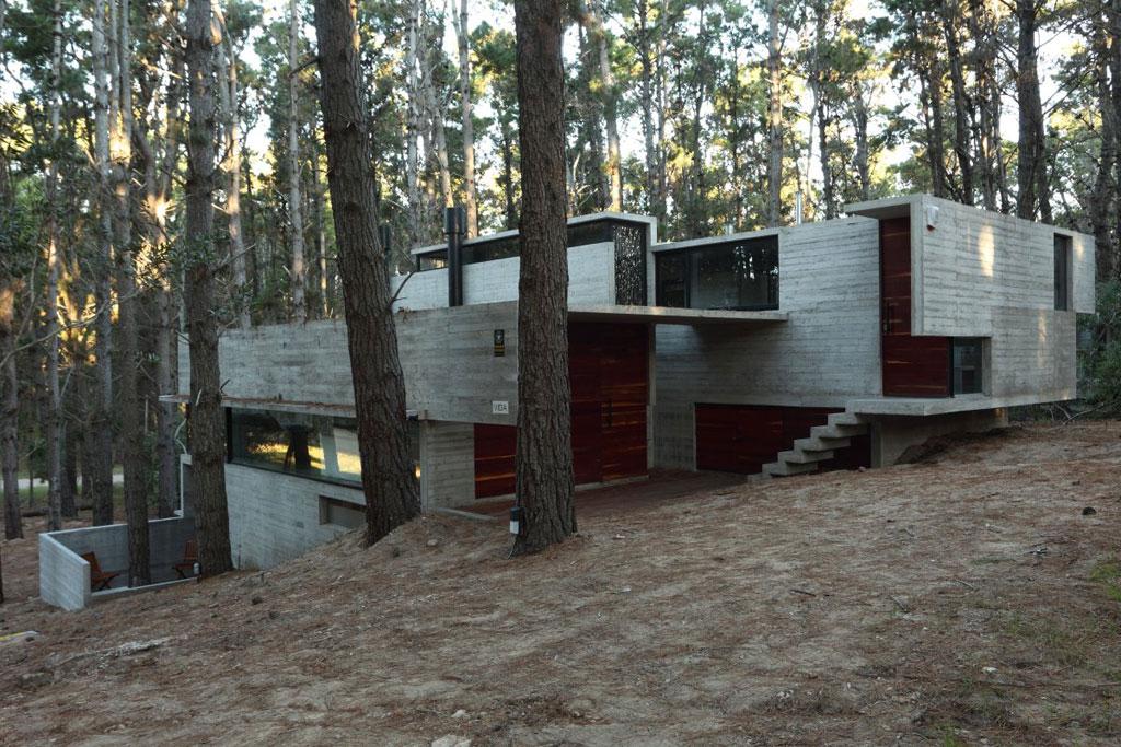 Casa da sogno nei boschi n.17
