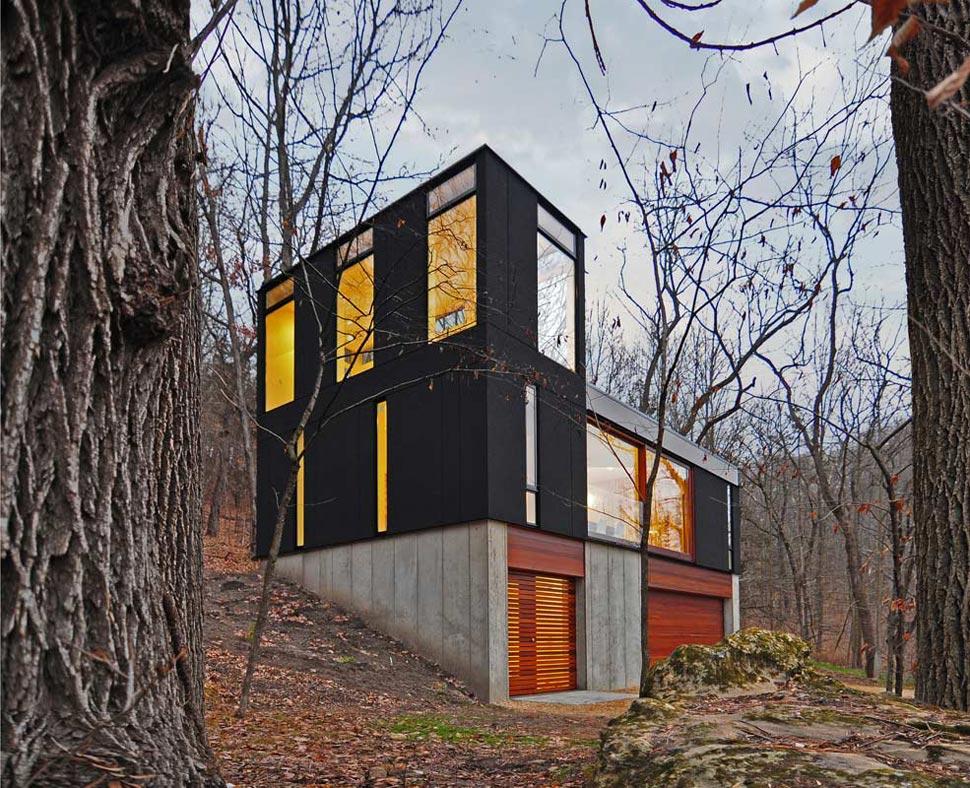 Casa da sogno nei boschi n.21