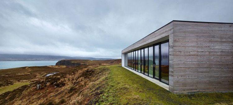 Foto dell'esterno della casa moderna n.14
