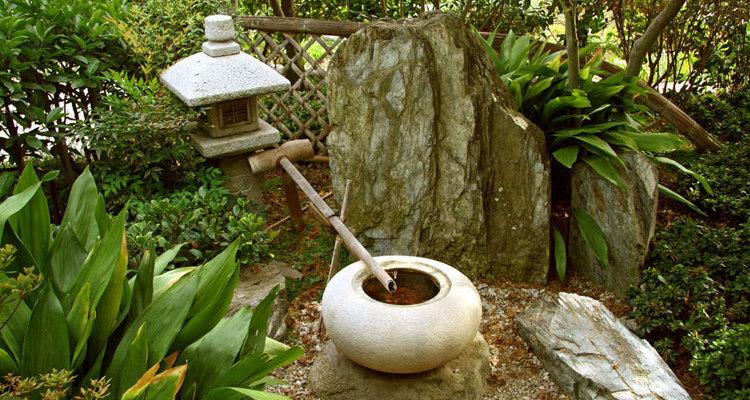 Fontana Zen Giardino 12