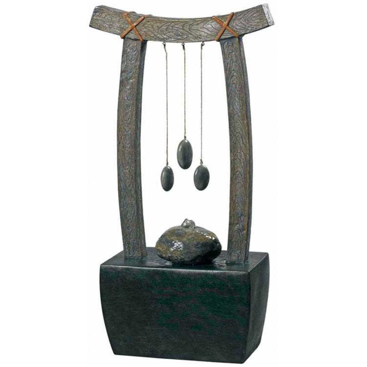 Foto della fontana in stile zen n.32
