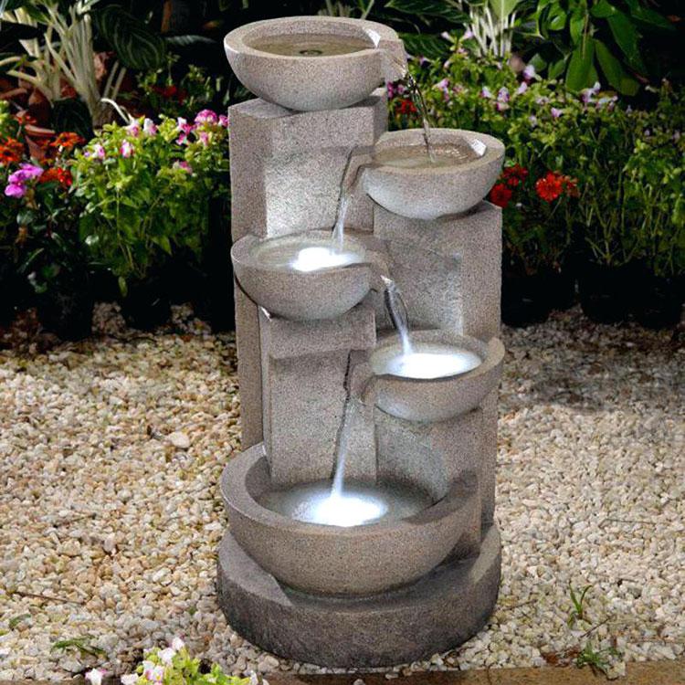 Fontane Zen Da Giardino.50 Fontane Zen Da Giardino Che Infondono Pace E Relax