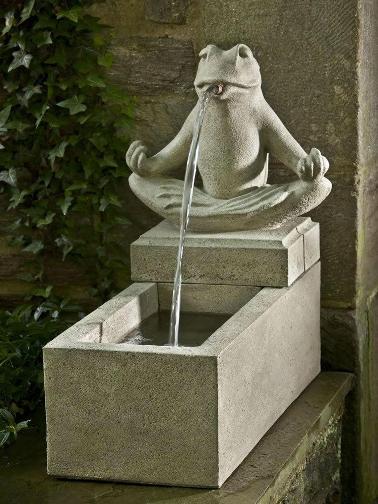 Foto della fontana in stile zen n.43