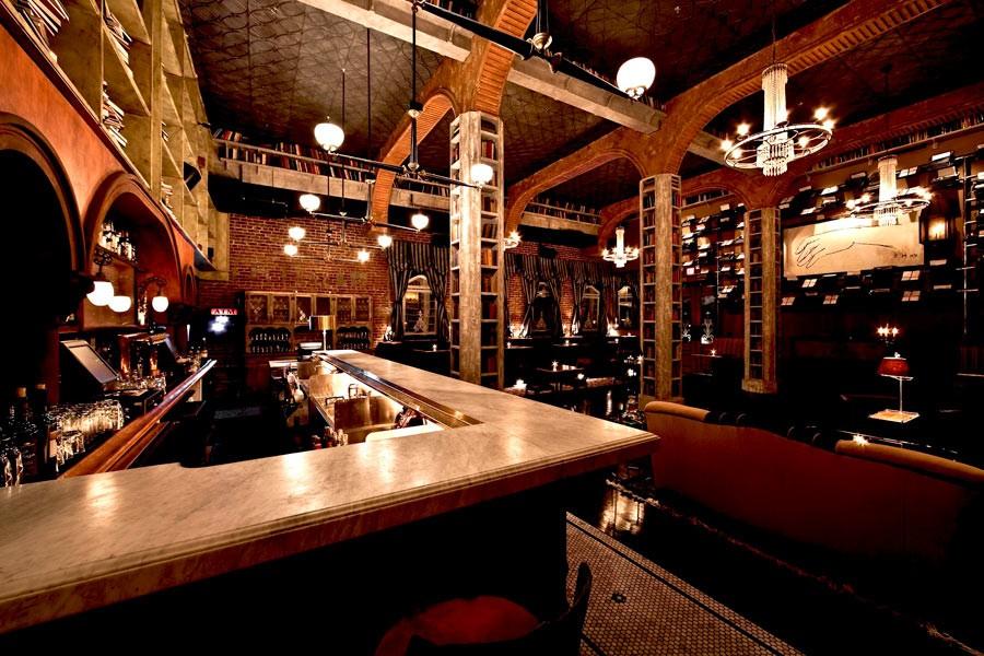 Arredamento del bar Hemingway's Lounge