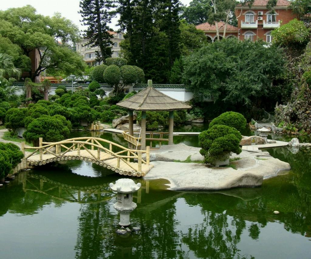 Foto del laghetto da giardino n.12