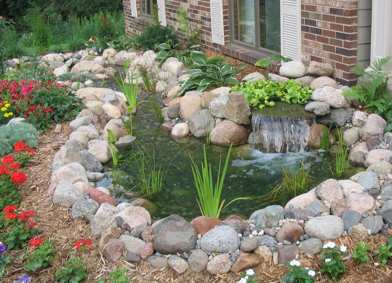 Foto del laghetto da giardino n.15